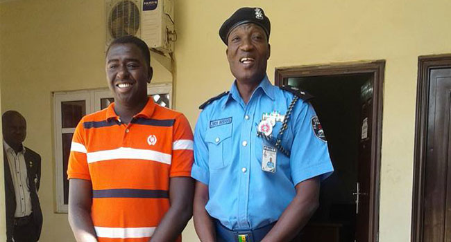 Moses Matoni, and FPRO Jimoh Moshood