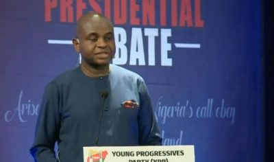 Nigeria needs different kind of leadership that will transform country – Moghalu
