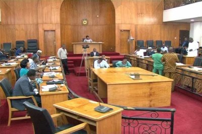 Image result for Anambra assembly passes bill to reduce burial expenses, mourning duration