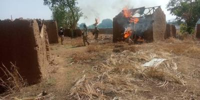 terrorists Army Boko Haram