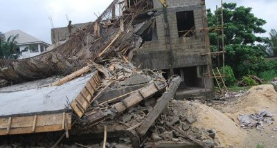 Onitsha building collapse