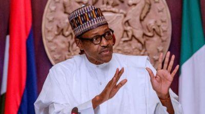 Buhari Anti-corruption war