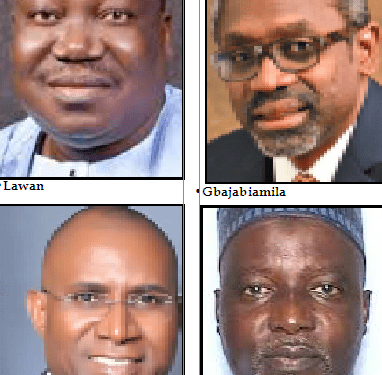 Ninth National Assembly elects presiding officers