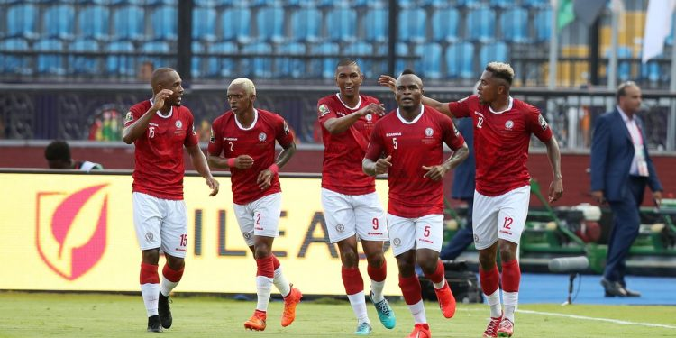 Breaking: Madagascar tops Group B, beat Nigeria 2-0