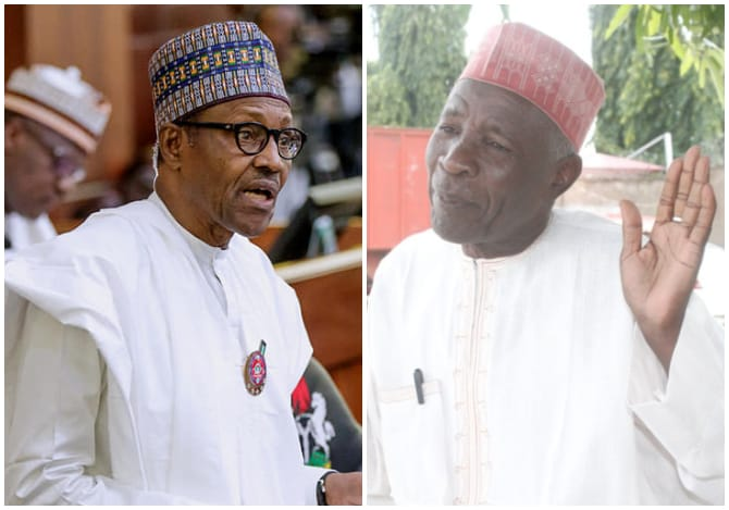 Image result for Why I criticise President Buhari – Buba Galadima