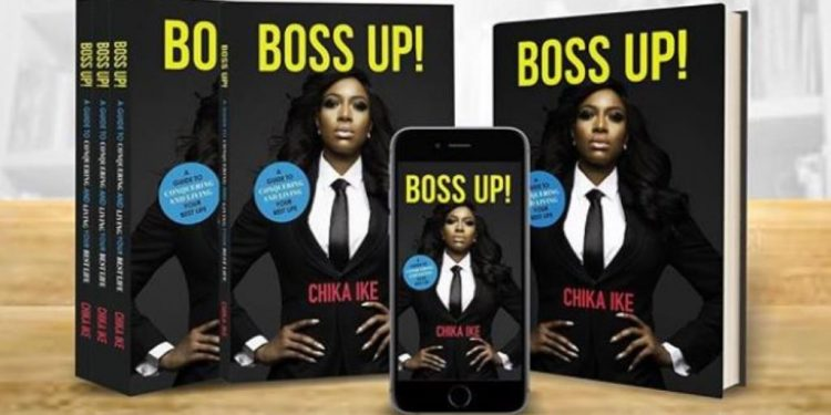 Chika Ike's book 'Boss Up'