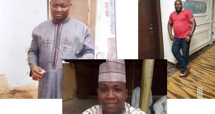 PHOTOS:  Policemen allegedly killed by soldiers in Taraba