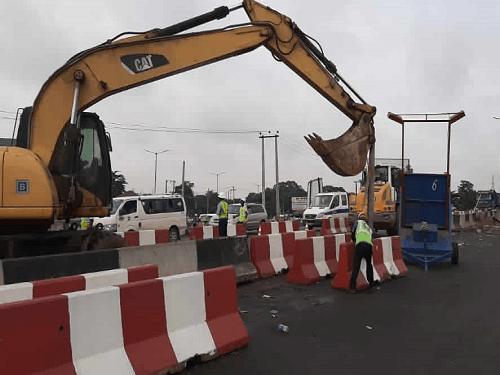 Lagos-Ibadan Expressway: No cause for alarm, says FRSC