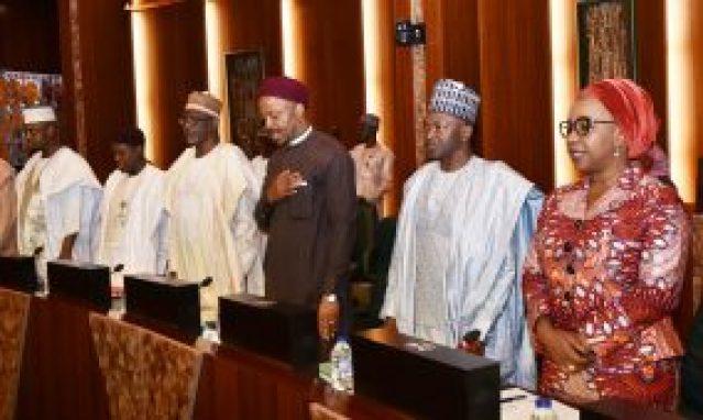 Federal Executive Council Meeting