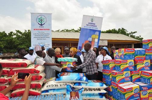 NIMASA donates relief materials - The Nation Newspaper
