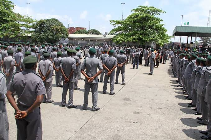 Customs Strike Force seizes contraband in Lagos, Kano