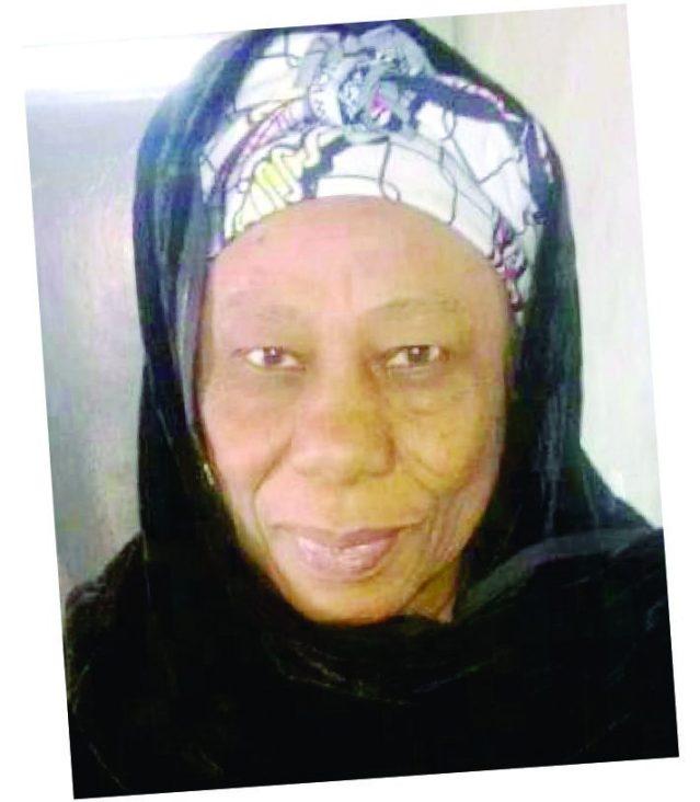 Tafawa Balewa's wife