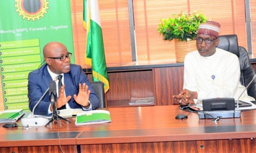 NNPC, IOCs in talks over production cut - The Nation Nigeria News