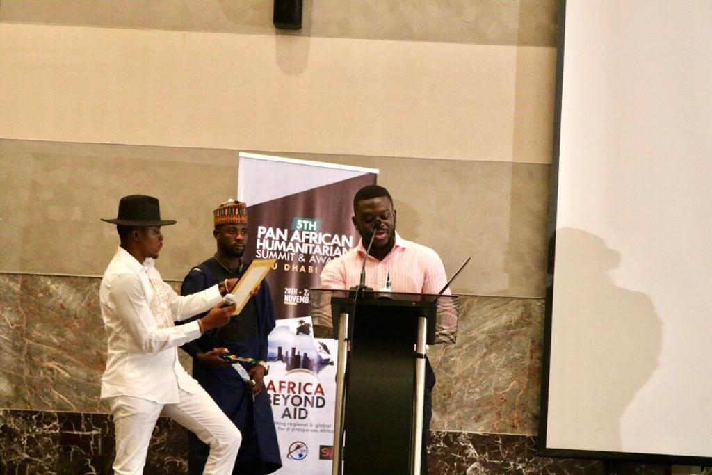 Okunlola bags international business award - The Nation Newspaper