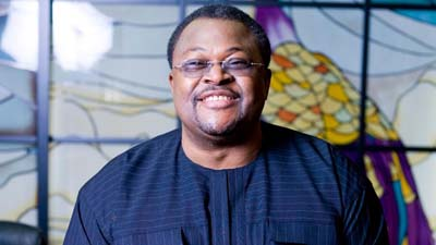 Globacom chief Mike Adenuga