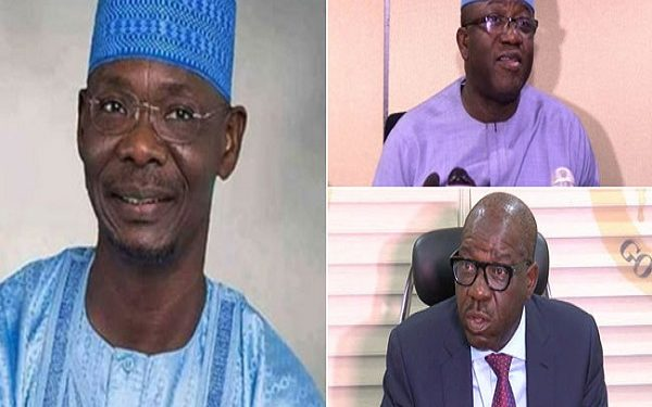 COVID-19: Governors in self-isolation as ministers undergo test
