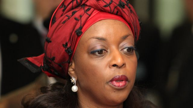 Court orders Diezani to surrender for trial