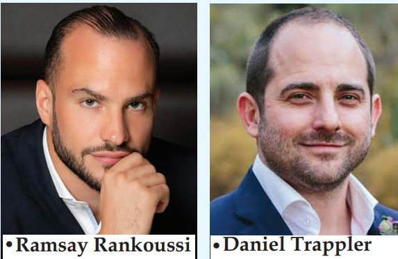 Radisson Hotel Group announces new appointments