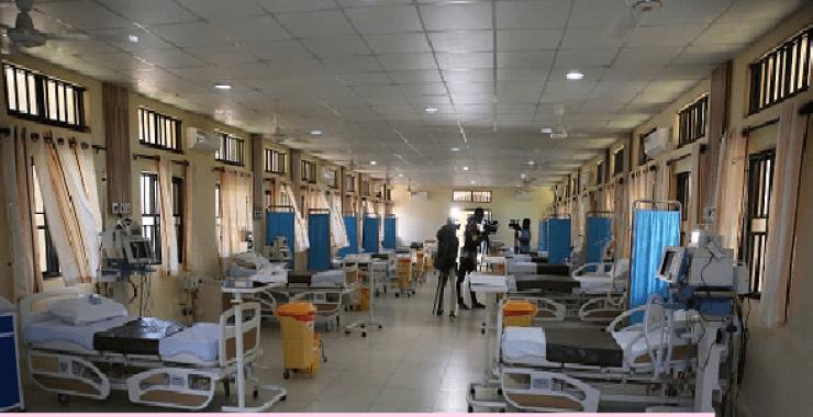 Inside Asaba Specialist Hospital