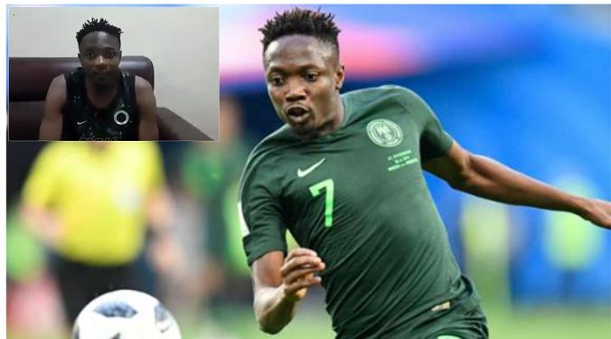 Musa begs Nigerians after Eagles poor show in AFCON qualifier