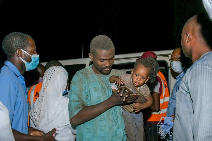 Our ordeal inside bandits' camp, by freed passengers