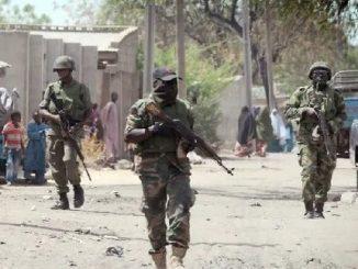 Pandemonium in Abia communities as army clash with gunmen