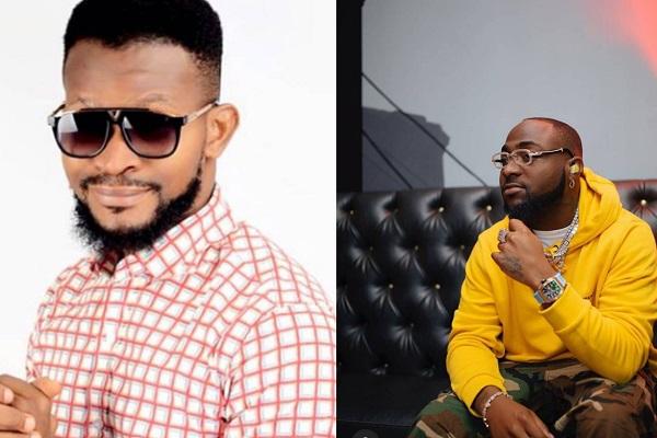 Maduagwu to Davido: you won't win Grammy until you marry Chioma