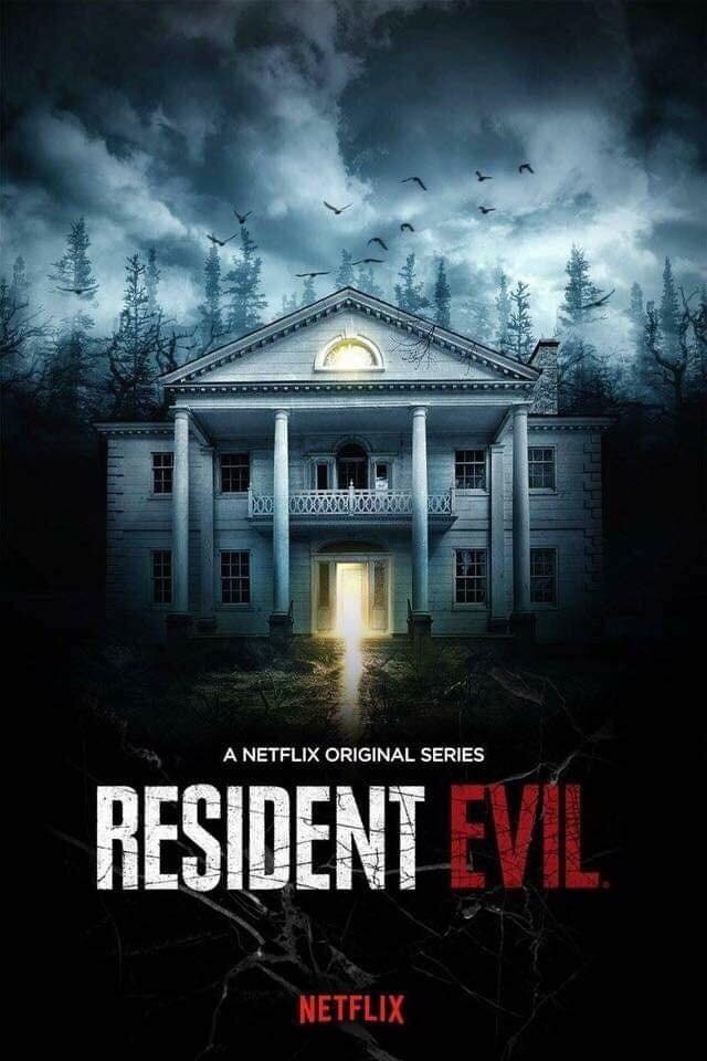 Αποτέλεσμα εικόνας για Resident Evil  netflix