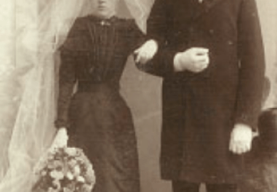 Black Wedding Dress Origin