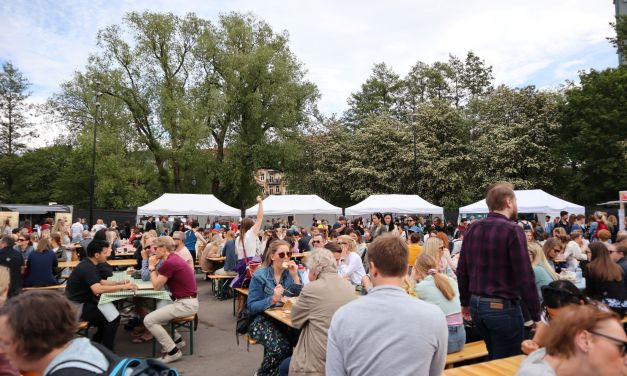 Oslo vegetarfestival – a place in heaven