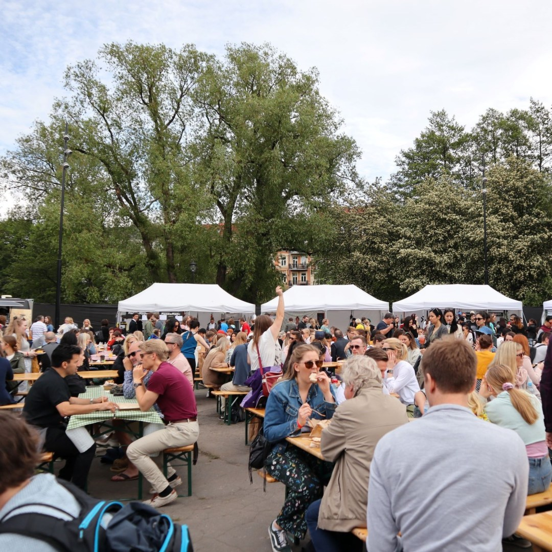 Oslo vegetarfestival - a place in heaven