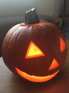 Uses for pumpkin over Halloween with The Natural Essex Girl