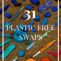 31 Easy Plastic Free Swaps to Beat Plastic Pollution