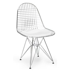 Eames Leather Chair Dining Folding Picnic Chairs Homebase Style Dkr The Natural Furniture Company Ltd