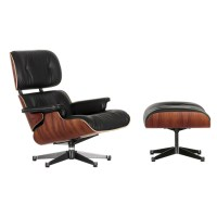 Eames Style Lounge Chair/ Ottoman