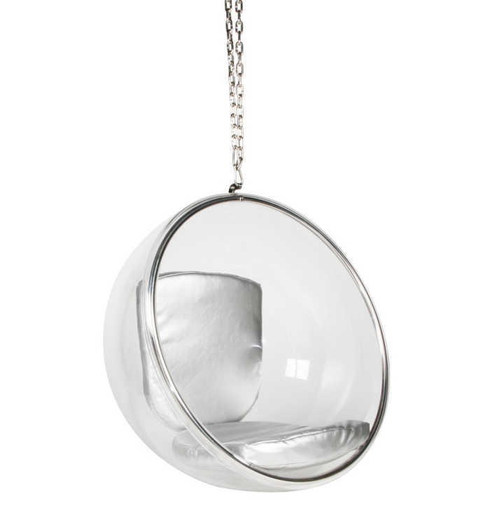 Hanging Bubble Chair  The Natural Furniture Company Ltd