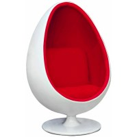 Aarnio Inspired Egg Pod Chairs