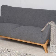 Wesley Sofa Mah Jong Knock Off Contemporary 3 Seater The Natural Furniture