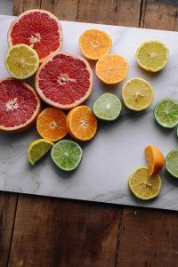 Citrus Flatlay
