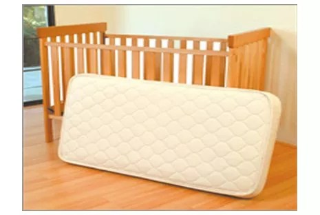 Eco Baby Natural Rubber Crib Mattress