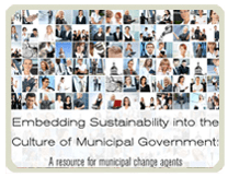 Embedding Sustainability into the Culture of Municipal Government