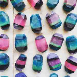 Be Jeweled Soap