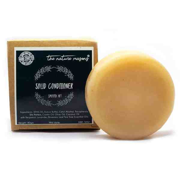 Solid Hair Conditioner Bar