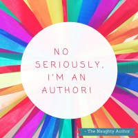 No seriously, I'm an author!