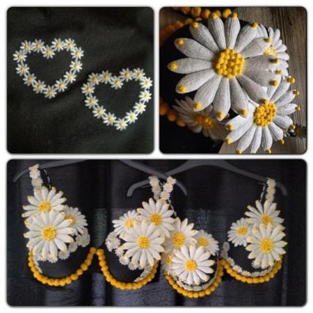 daisies galore