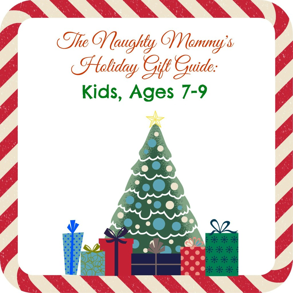holiday gift guide kids 7-9