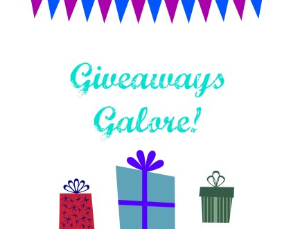 Giveaways Galore!