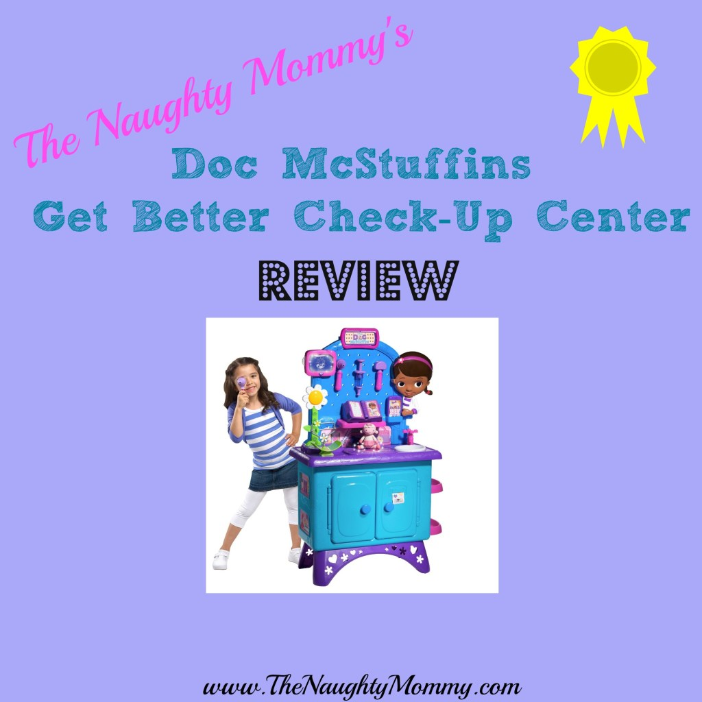 Doc McStuffins CheckUp Center Review