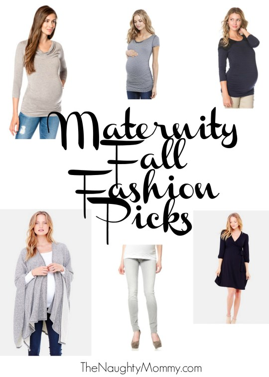 Maternity Fall Fashion Picks