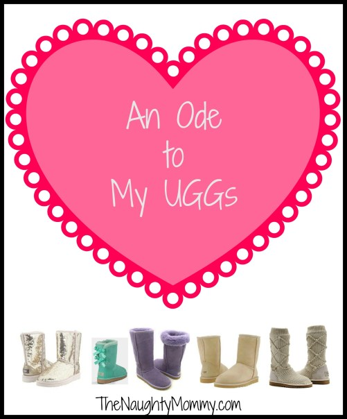 An Ode to My Uggs